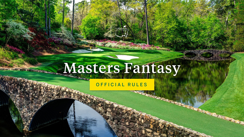 2021 Masters Fantasy